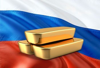 Russia Stockpiling Gold